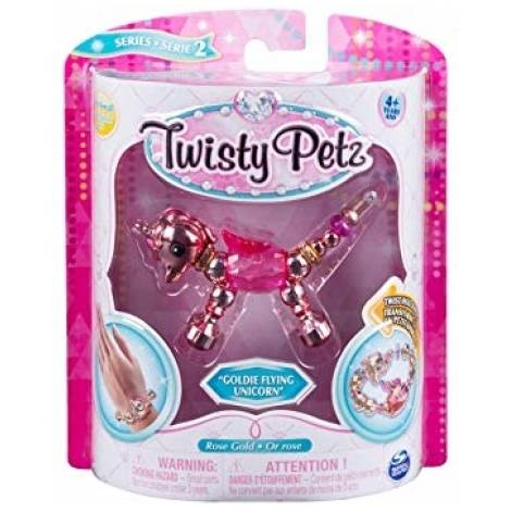 Spin Master - Twisty Petz Single Pack - Goldie Flying Unicorn (20108103)