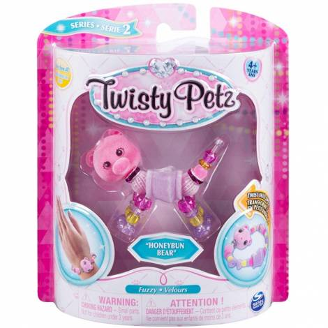Spin Master - Twisty Petz Single Pack - Honeybun Bear (20108093)