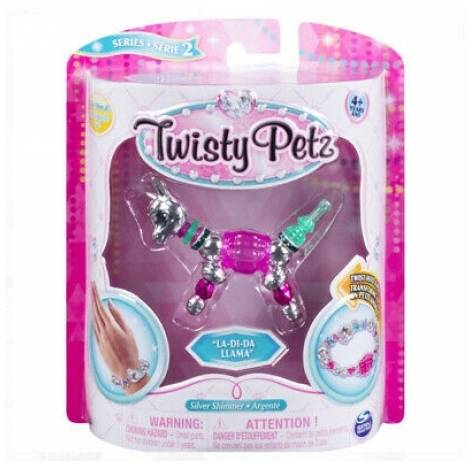 Spin Master - Twisty Petz Single Pack - Ladida Llama (20108084)