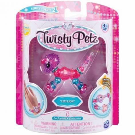 Spin Master - Twisty Petz Single Pack - Lexi Lion (20108085)