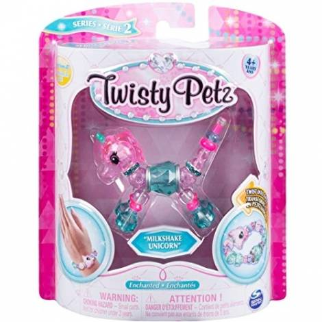 Spin Master - Twisty Petz Single Pack - Milkshake Unicorn (20108091)
