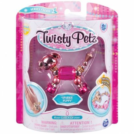 Spin Master - Twisty Petz Single Pack - Sparkie Puppy (20108092)