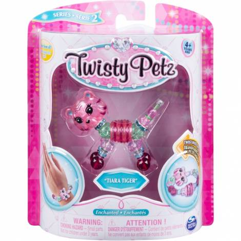 Spin Master - Twisty Petz Single Pack - Tiara Tiger (20108089)