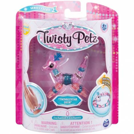 Spin Master - Twisty Petz Single Pack - Twinklestar Deer (20108088)