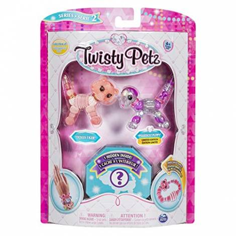 Spin Master - Twisty Petz Three Pack Figures - Sunshiny Pony & Posie Poodle (20103205)