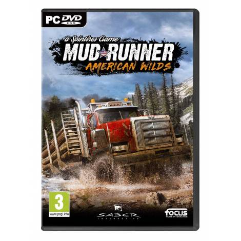 Spintires: MudRunner - American Wilds Edition (PC)