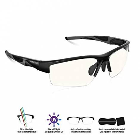 Spirit of Gamer Gaming Glasses (SOG-GLAP10)