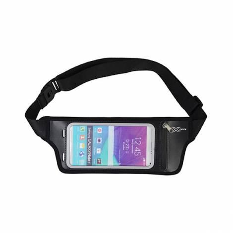Sport θήκη μέσης για smartphones, κάρτες και κλειδιά μαύρο X-P3781Κ X-zero
