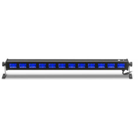 STAGG Led Bar UV123-2 12x3W UV 65cm