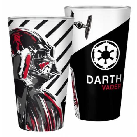 Star Wars - Darth Vader 500ml Large Glass (ABYVER127)