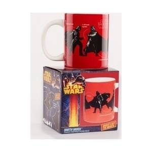 STAR WARS DARTH VADER DANCE INSTRUCTIONS 300ml MUG