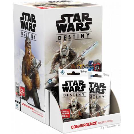 STAR WARS DESTINY: CONVERGENCE BOOSTER