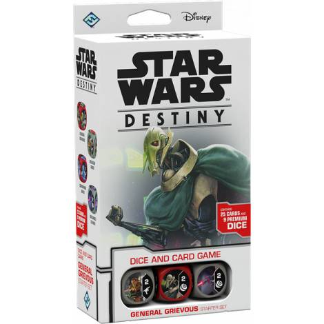 STAR WARS DESTINY: GENERAL GRIEVOUS STARTER