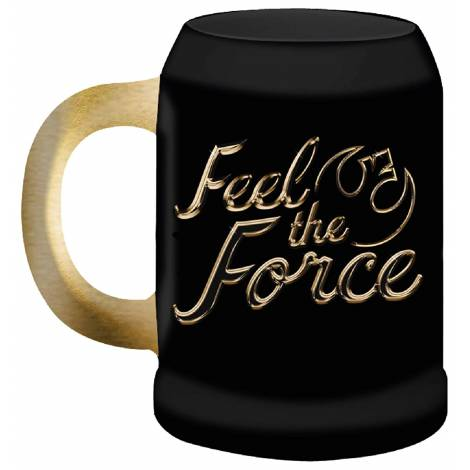 Star Wars - Feel The Force 570ml Gold Stein (SW05363)