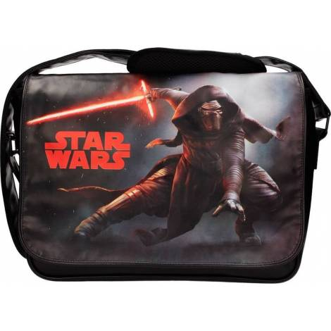 STAR WARS - KYLO LIGHTSABER MESSENGER BAG (SDTSDT89010)