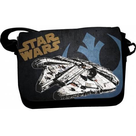 STAR WARS: MILLENNIUM FALCON MESSENGER BAG (SDTSDT89524)