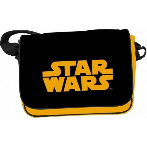 STAR WARS: ORANGE LOGO MESSENGER BAG (SDTSDT89653)