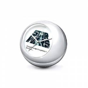 STAR WARS - RETRO CLOCK