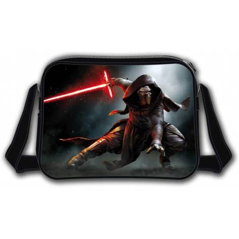 STAR WARS VII - KYLO REN IN FIGHTING STANCE MESSENGER BAG