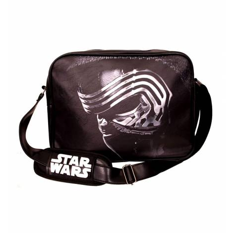 STAR WARS VII - KYLO REN MASK MESSENGER BAG