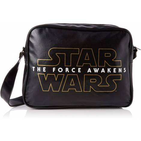 STAR WARS VII - LOGO MESSENGER BAG