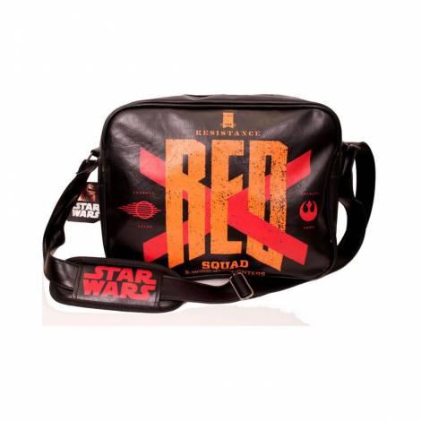 STAR WARS VII - RESISTANCE RED SQUAD MESSENGER BAG (CD104STW-MB)