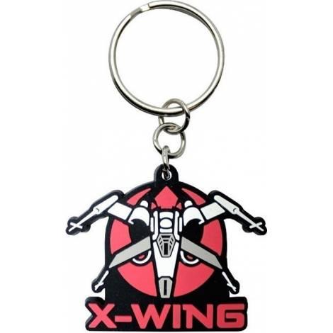 STAR WARS - X-WING PVC KEYCHAIN (ABYKEY079)