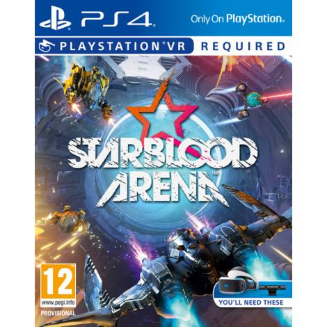 Starblood Arena VR (PS4) (Sony)