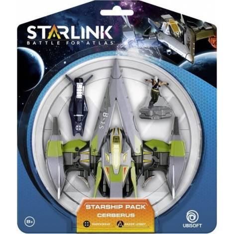 Starlink Starship Pack Exclusive Cerebrus