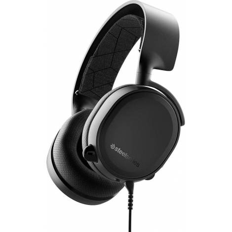 Steelseries Arctis 3 Black 2019 Edition (PC,PS4, XBOX ONE)