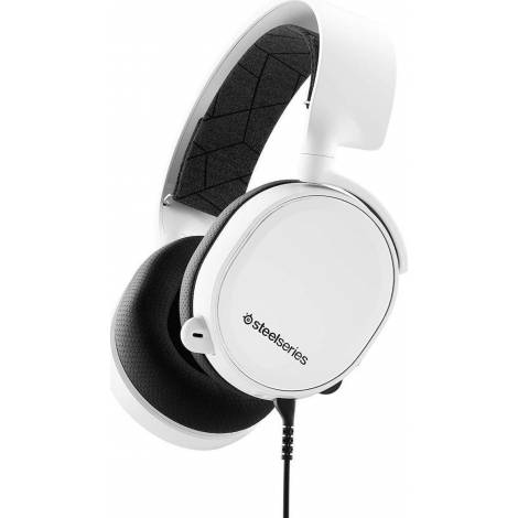 Steelseries Arctis 3 White 2019 Edition (PC,PS4, XBOX ONE)