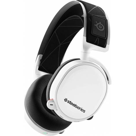 SteelSeries Arctis 7 2019 Edition White Headset
