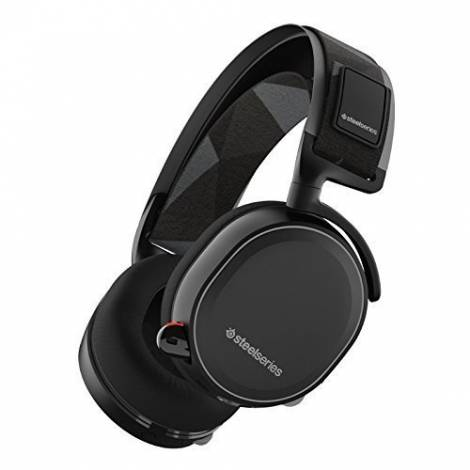 SteelSeries Arctis 7, Gaming Headset, Wireless, DTS 7.1 Surround  (PC / Mac / Playstation / Mobile / VR) - Black