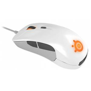 SteelSeries Mouse RIVAL 300 White