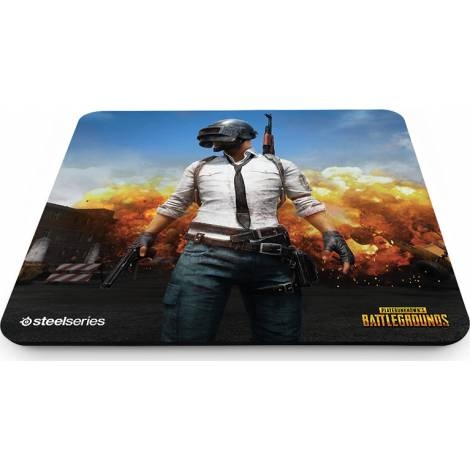 STEELSERIES MOUSEPAD QCK + PUBG ERANGEL EDITION