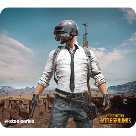 STEELSERIES MOUSEPAD QCK + PUBG MIRAMAR EDITION