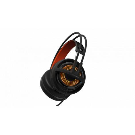 SteelSeries Siberia 350 Gaming Headset - Black
