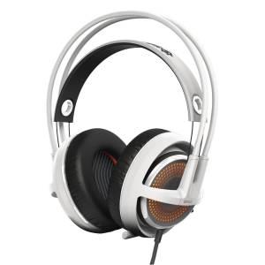 SteelSeries Siberia 350 Gaming Headset - White