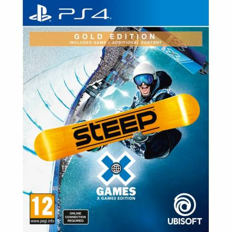 Steep X Games Gold Edition (PS4)