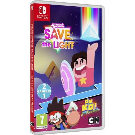 Steven Universe: Save the Light (Nintendo Switch)