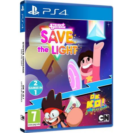 Steven Universe: Save the Light & OK K.O.! Let's Play Heroes (PS4)