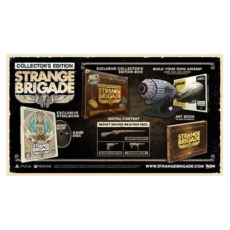Strange Brigade Collector's Edition (PS4)