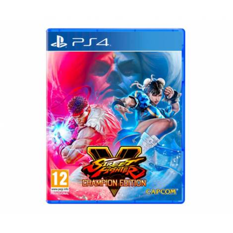 STREET FIGHTER 5 CHAMPION EDITION (PS4)