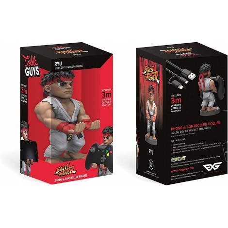 STREET FIGHTER RYU CABLE GUY