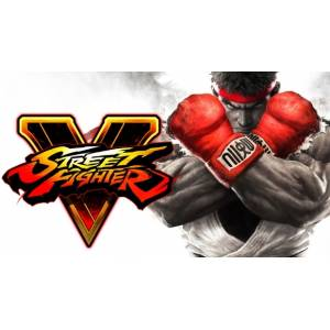 Street Fighter V - Steam CD Key (Κωδικός μόνο) (PC)