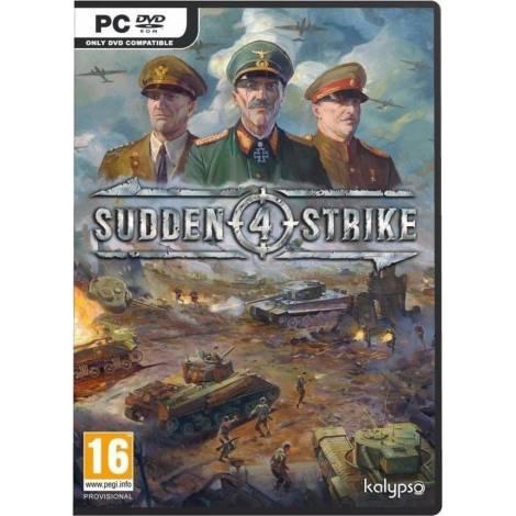 Sudden Strike 4 - Steam CD Key (Κωδικός μόνο) (PC)