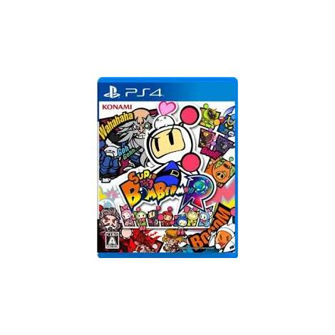 SUPER BOMBERMAN R (PS4)