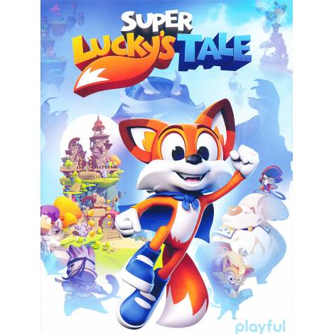 Super Luckys Tale (PC)