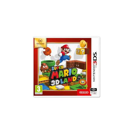 Super Mario 3D Land - Selects (NINTENDO 3DS)