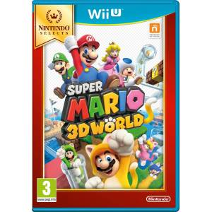 Super Mario 3D World Selects (Wii U)